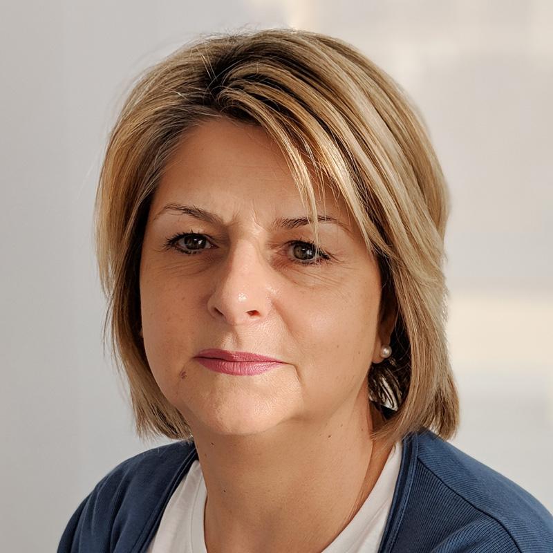 Cornelia Reichmann von der Zahnarztpraxis am Römerkastell