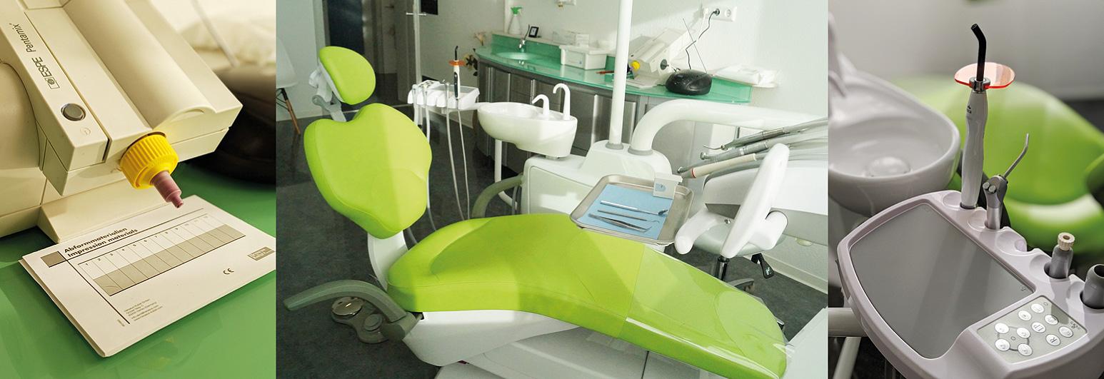Ihr Zahnarzt in Stuttgart im Hallschlag direkt am Römerkastell