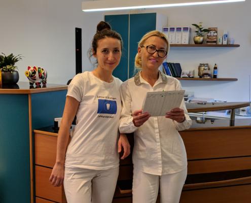 Wir freuen uns auf Ihren Besuch in der Zahnarztpraxis in Stuttgart