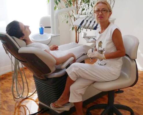 Ihr Zahnarzt in Stuttgart – willkommen in der Praxis in derArlbergstraße